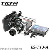 v mount battery - Tilta DSLR mm Rod BMPCC Rig Cage MatteBox Follow Foucs W V Mount Battery For Blackmagic Pocket Cinema Camera