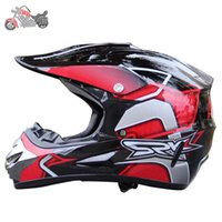 Wholesale New Full Face Capacete Moto Cool Motorcycle Jet Helmets Casque Cascos Motocross Off Road Motocross M L XL181