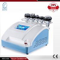 Wholesale korea rf skin tightening machine with Cavitation vacuum bipolar slon use machine