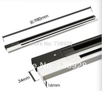 aluminum railing prices - Aluminum track Accessories for track light install best price be used by all track light lamp spot light meter track rail