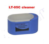 Wholesale Freeshipping LT C W W V Household Use Mini Ultrasonic Cleaner For Glasses and Jewelry