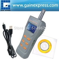 Wholesale Digital in Indoor Air Quality IAQ Meter Carbon Dioxide CO2 Carbon Monoxide CO RH Temperature Data Logger Tester