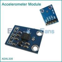accelerometer analog output - ADXL335 acelerometro axis Analog Output Accelerometer Module angular transducer v v