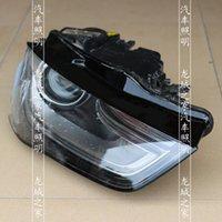 auto parts european - 21 Dr lens Audi headlight assembly a4l European standard bifocal lens auto parts scrap Insurance
