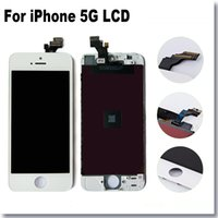 Wholesale For iPhone c LCD Display Touch Screen Digitizer full Assembly Free DHL Shipping whit iphone s lcd