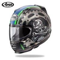 arai helmet japan - new product Japan ARAI Top racing helmet Cross helmet car cylinder Motorcycle helmet RAPIDE IR BLADE FLAG price