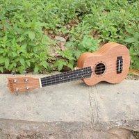 Wholesale 21 inch A1 high grade mahogany guitar ukulele Jita ukulele Hawaii ukulele