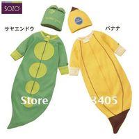 banana peppers - hot saling Cartoon style pea banana peppers modeling sleeping bag infants toddlers bunting