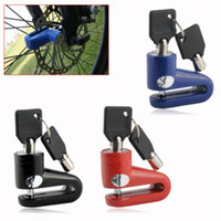 bicycle disk - motorcycle mountain bike bicycle disk disc rotor lock security safety anti theft EQB470 motorbike brake disc brake lock B064