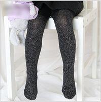 baby bling leggings - Bling Baby Tights Pantyhose Leggings Children Clothing Skinny Pants Girls Dance Tights Girl Kid Clothes Leggings Girl Socks K6320