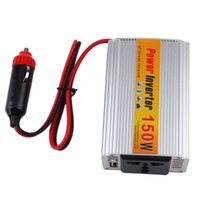 auto laptop power supply - 150W Car Auto Inverter Power Supply Adapter V DC to V AC Laptop Computer