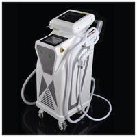 laser hair removal equipment - 3in1 YAG laser E LIGHT IPL RF skin care hair removal machine IPL hair removal equipment