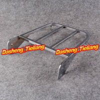 Wholesale Chrome Color Sissy Bar Luggage Rack for Suzuki Volusia VL800 Boulevard M50 C50 C50T C50C order lt no track