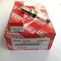 auto parts for toyota camry - Auto Parts Spark Plug Brand New OEM DENSO K20R U11 Car candle For Toyota YARIS RAV4 CORONA CAMRY For