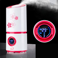 Wholesale Air Purifier Aroma Diffuser Nebulizer Ultrasonic Humidifier Mute Home Air Humidifier Mini Ultrasonic Sterilization Oxygen Bar Aromatherapy