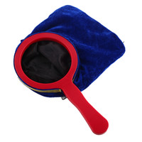 amazing magicians - New Amazing Empty Bag Illusion Magic ConJuring Prop Magician Trick plastic Tool Sell Hotting High Quality