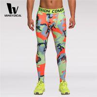 basketball pants xl - 2016New design Men s Compression Pants Sports Running Tights Basketball Gym Pants Bodybuilding Jogger Jogging Skinny Leggings Trousers