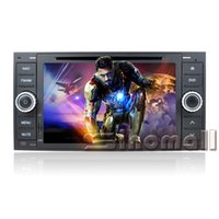 dvd car stereo - CASKA car in dash dvd player CD stereo din GPS navigation D Free MAP for VW Touareg Volkswagen CA00004 CAR DVD