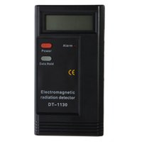 Wholesale Hot sales CE Certificated Digital LCD Electromagnetic Radiation Detector EMF Meter Dosimeter Tester
