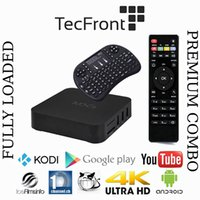 air hd - MXQ tv box amlgic s805 android quad core With XBMC KODI Fully Loaded MXQ TV Box RII I8 Mini Wireless Keyboard Fly Air Mouse White Black