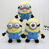 baby dave - Despicable Me Minion quot Plush Doll D Eyes Minions Dave Jorge Stewart PlushToy Kids toy baby dolls