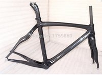 carbon road frame racing - KMR Well Look Carbon Road Race Frameset Full Carbon Fiber Road Bike Frame