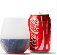 Wholesale New Design Fashion Unbreakable clear Rubber Wine Glass silicone wine glass silicone wine cup wine glasses