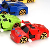 automatic classic cars - Classic toys new hot sale Wind Up car toys automatic door rotating clockwork toy car
