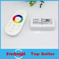 led controller - X50 RGBW LED Strip Controller G RF Remote Touch Controller DC12V V Channels A LED Strip Controller Dimmer Wifi App Compatible