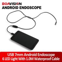 usb microscope camera - Android Endoscope m USB P mm LED IP66 Waterproof Camera USB Android OTG Ready Digital Microscope Endoscope Magnifier