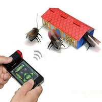 Wholesale Remote Control Robot Cockroach Beetle For iPhone For iPad For iPod For Touch order lt no tracking
