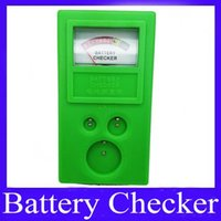Wholesale 1 V and V Button Cell Battery tester