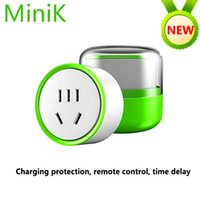 Wholesale Smart remote control plug wifi socket k mini to smart switch wireless by using phone app for