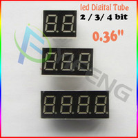 anode positive - Big Sale bit per size Common Anode Positive Digital Tube quot in Red LED Display Segment