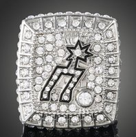 Wholesale Hot American Basket Ball Champion Ring Spur Souvenir for Men Rings Gold Plated and Rings Size