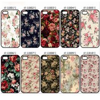 classical painting - For iphone Classical Vintage Retro Style Painted Painting Hard PC Back Case Cover for iphone s s plus cell phone cases DHL