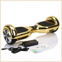 Wholesale New Two wheel electric Scooter Unicycle mah Battery electroplate self balancing Smart Self Balancing scooter with Carry Bag Free Tax