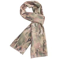 Wholesale 2015 The special scarf outdoor air collar Square jungle camouflage army tactical camouflage caul scarves IC679815