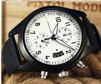 Wholesale Guangzhou watches scharf howson pilot series fully automatic mechanical watch quartz timer clock