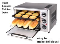 pizza machine - oven electric bakery equipment pizza cookies roast chicken machine breakfast toaster forno eletrico