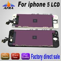 Cheap For Apple iPhone iPhone 5 LCD Screen Best LCD Screen Panels  iPhone 5