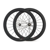 bicycles online sales - Online Sale Bicycle Carbon Wheels mm Clincher Road Bike Carbon Fiber Wheelset