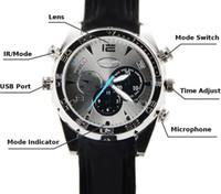 audio vedio - spy gadgets p mini HD camera watch build in gb memory to record vedio audio for fun