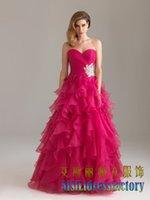 Wholesale Wedding dress european version of the princess fashion wedding dress formal dress bride dress prom formal dress