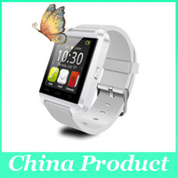 GSM850 note 2 - New Arrival U8 Smart Watch Bluetooth Phone Mate Smartwatch U Watch Wrist for Android for S S for S4 S5 Note Note
