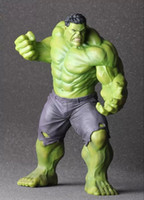 Wholesale Avengers hand do hero alliance hulk movie version model furnishing articles can be moving accidentally toy cm