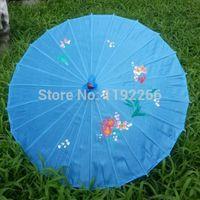 ancient chinese umbrellas - 1pcs Chinese classical Dance Umbrella performing arts crafts umbrellas Ancient Chinese national style umbrellas