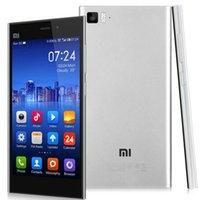 xiaomi mi3 - Original XIAOMI MI3 M3 Cell phones Qualcomm quad core moblie phones GHz G RAM G ROM X1080 Smartphone screen