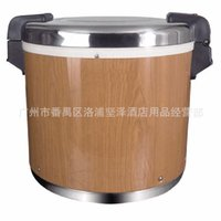 Wholesale 20L commercial stainless steel insulation cooker insulation pot heating cooker eater Restaurant Hotel