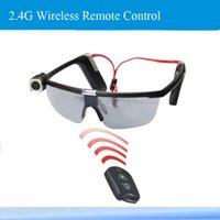 photo glass - New Fashional P HD Spy Sunglasses Smart Glasses camera Sports Glasses Camera Camcorder WIFI Smart Photo Camera Glasses